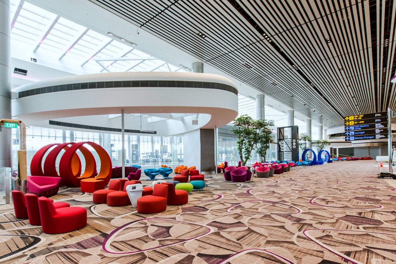 Changi's new Terminal 4 handled over 1.6m passengers since opening