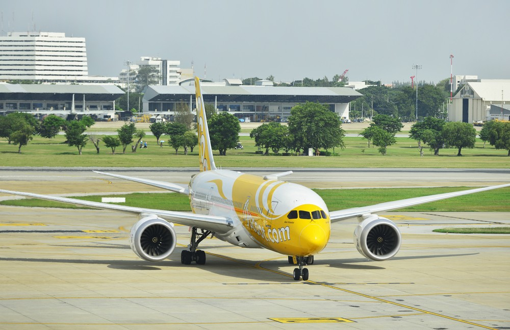 Scoot's first long-haul flight to Athens takes off