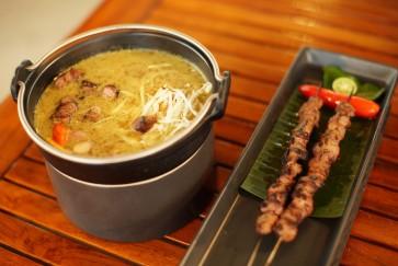 Hari Raya Recipe: Hotel Indonesia Kempinski Jakarta's 'Sate klatak balibul'