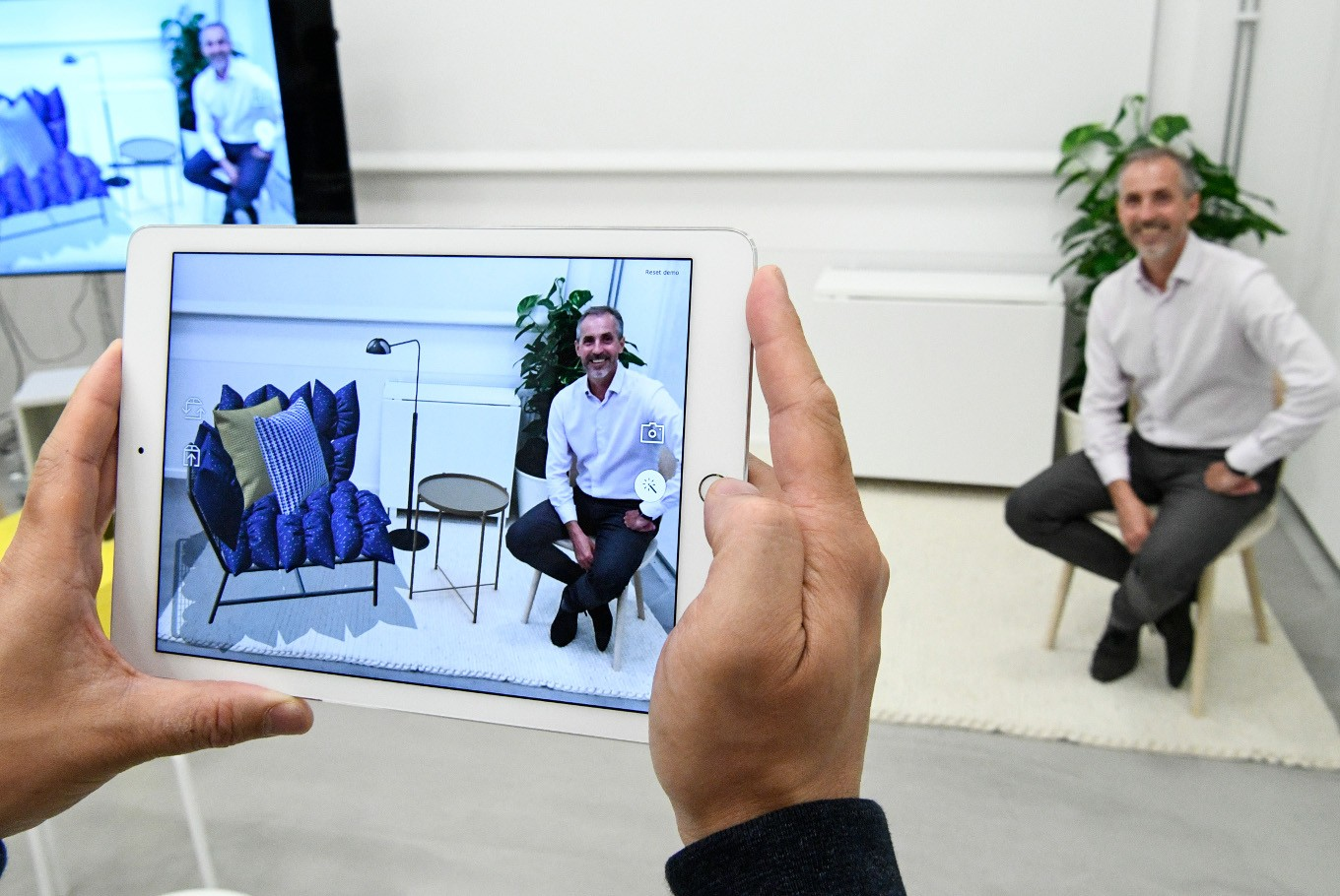 Ikea Le Collaborate For Augmented Reality