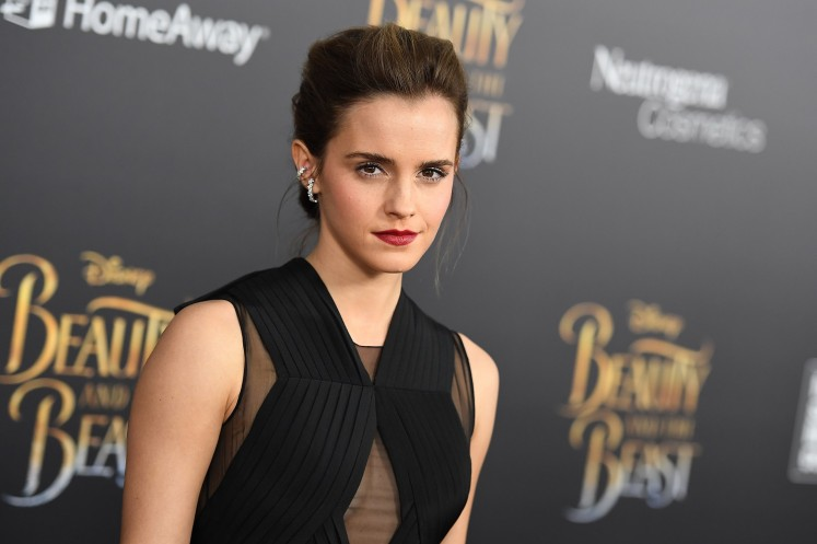 Single? I'm self-partnered, says British actor Emma Watson