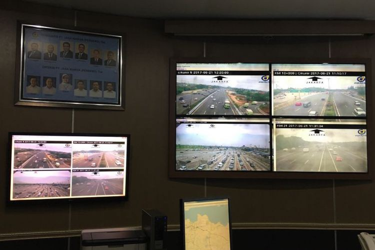 CCTV cameras installed to monitor crime in South Tangerang stolen