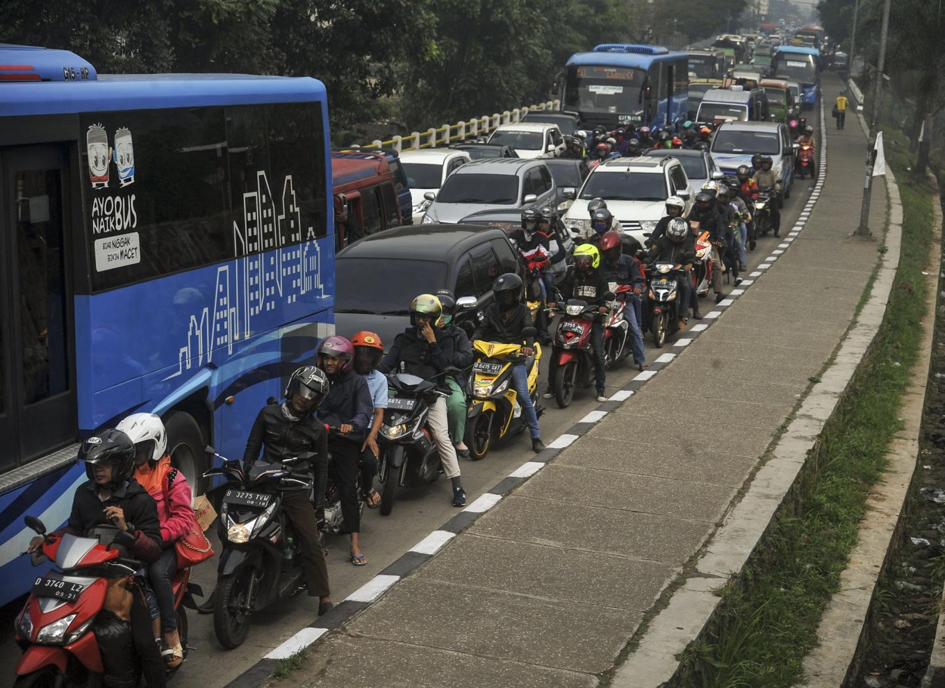 No fuel, electricity shortages during Lebaran
