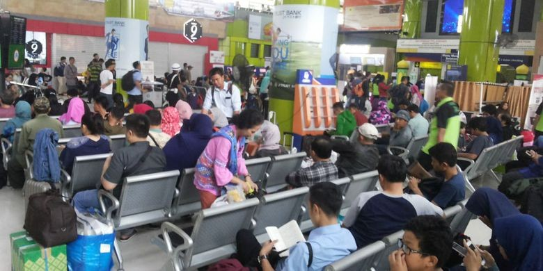 Train tickets for Idul Fitri exodus already on sale