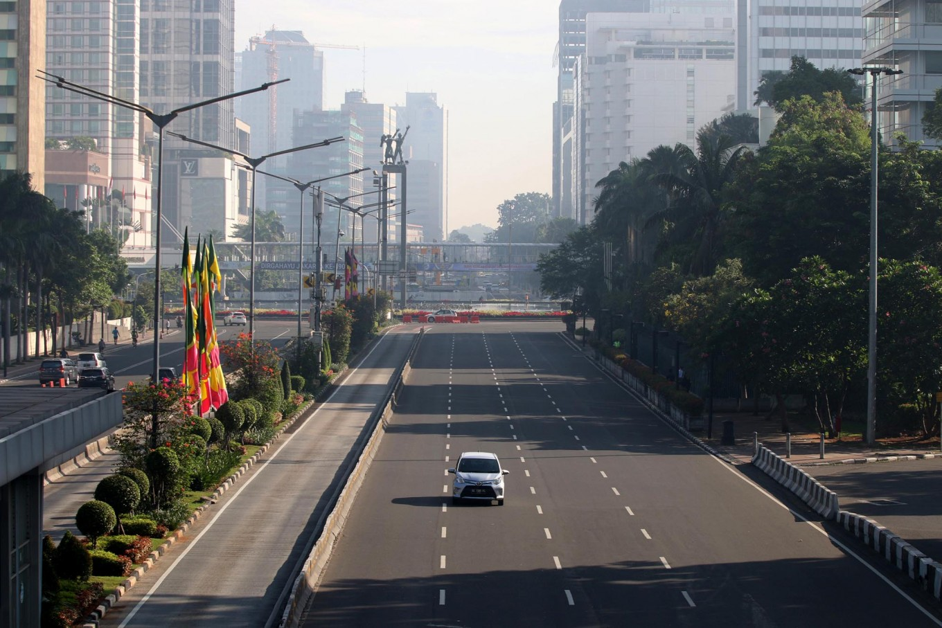 City to monitor energy consumption of Jakarta buildings
