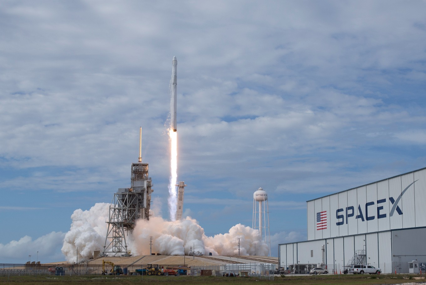 Indonesia launches first internet-only satellite with SpaceX rocket