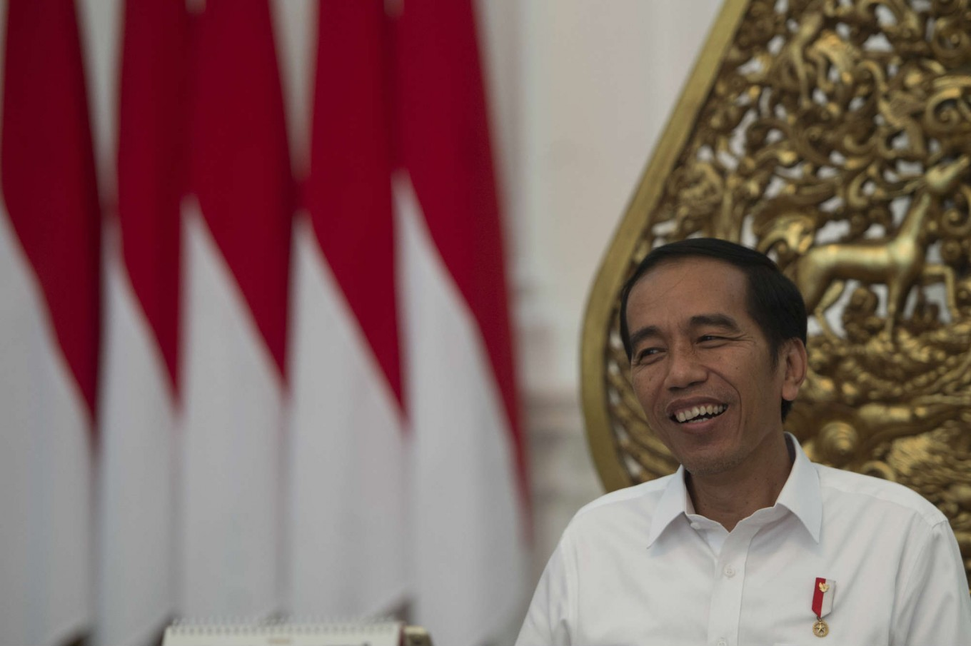 Jokowi supports inter-province trade initiative