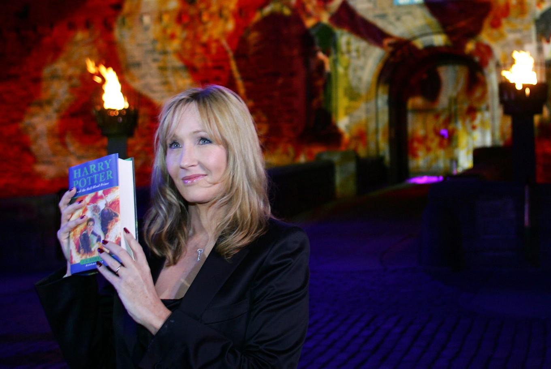 J. K. Rowling marks 'wonderful' Harry Potter anniversary