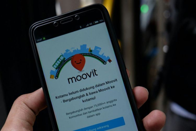 Ministry, Moovit team up to provide extensive public