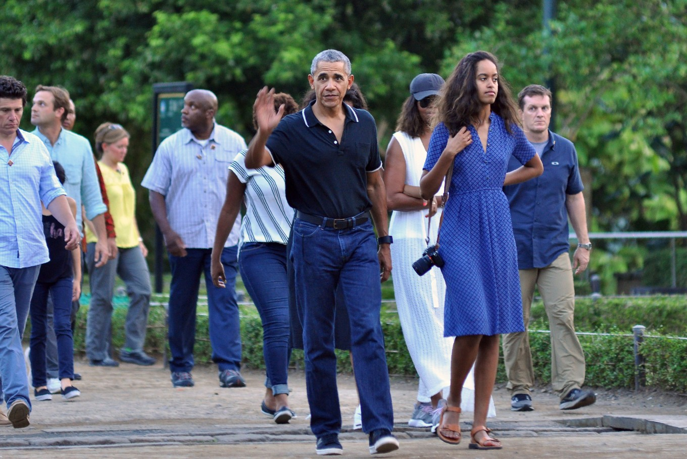 Heritage sites in Indonesia reflect spirit of tolerance: Obama