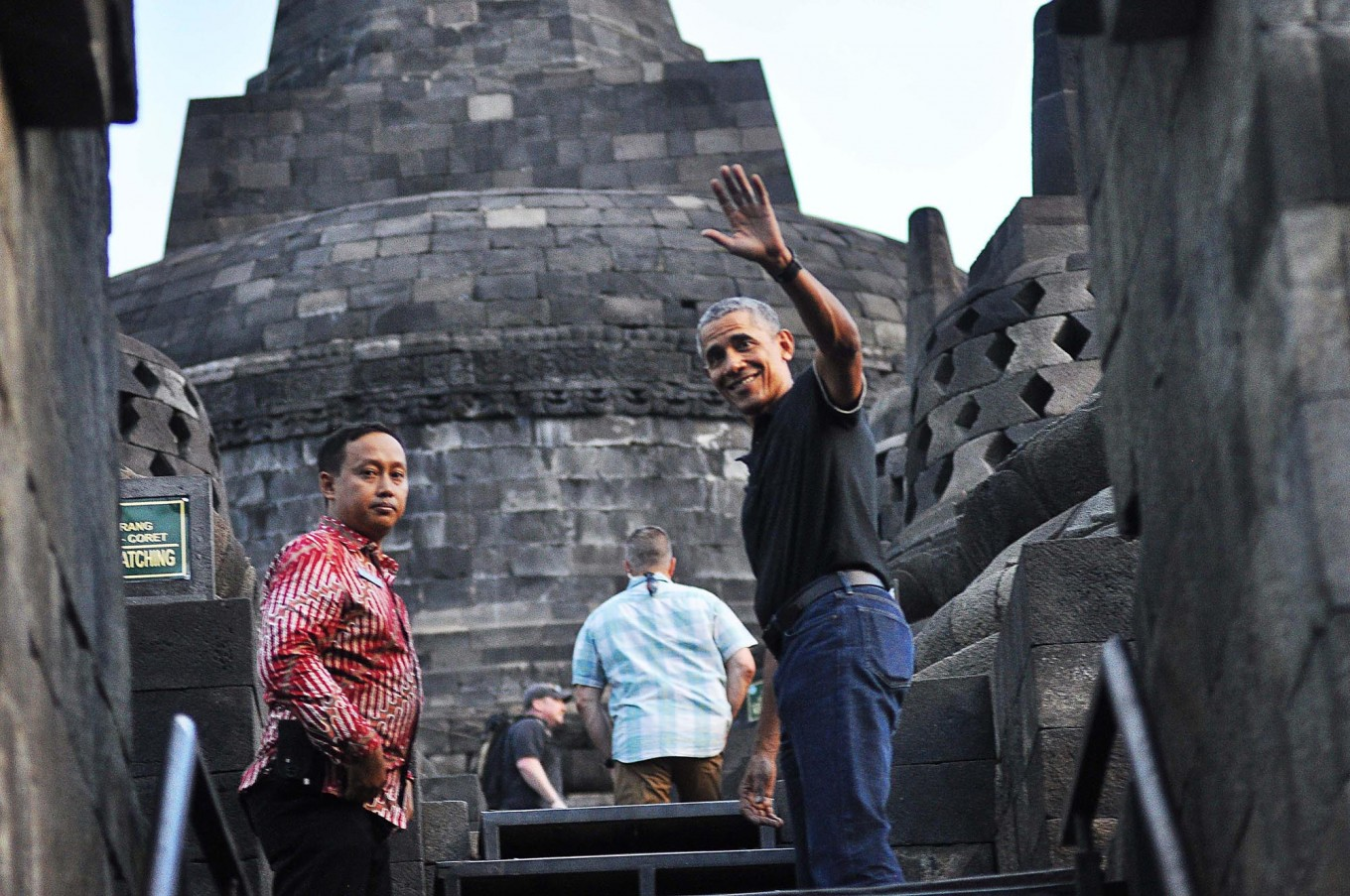 Borobudur tourism icon to receive another boost