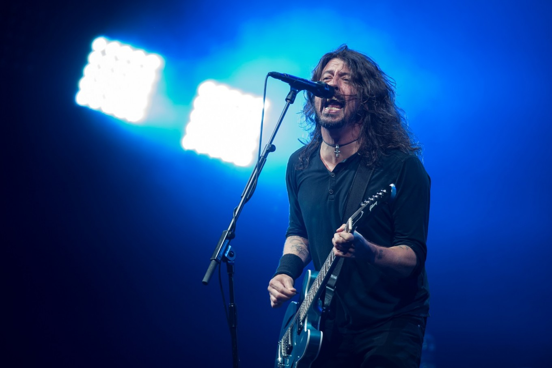 Chris Stapleton and The Go-Go's to headline Foo Fighters' DC Jam Festival