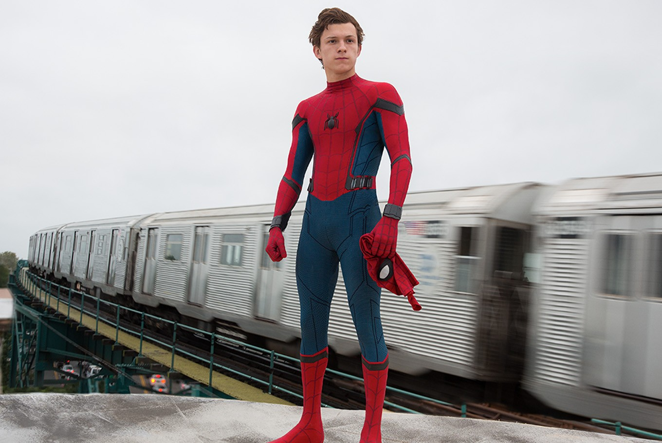 Watching 'Spider-Man' may help with your arachnophobia, study suggests