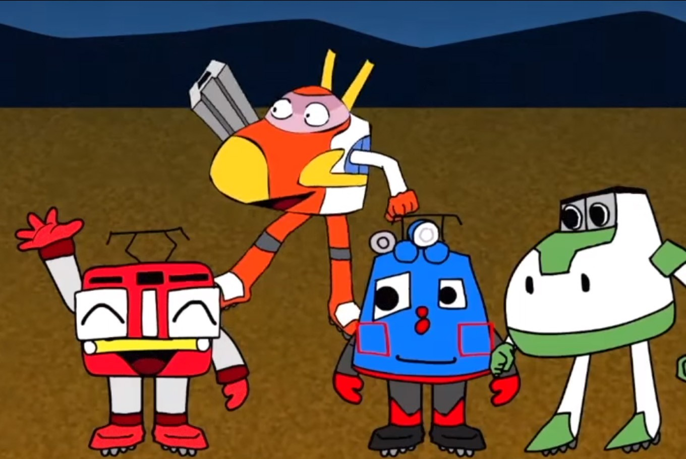 Animated series seeks to educate children on commuter trains