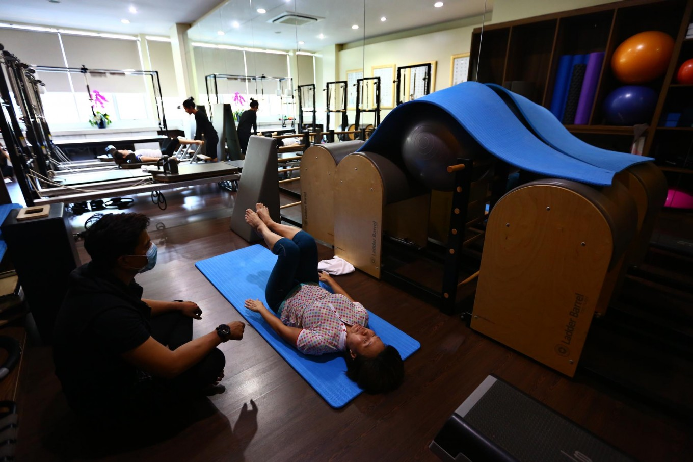 Is pilates actually healthy for you?