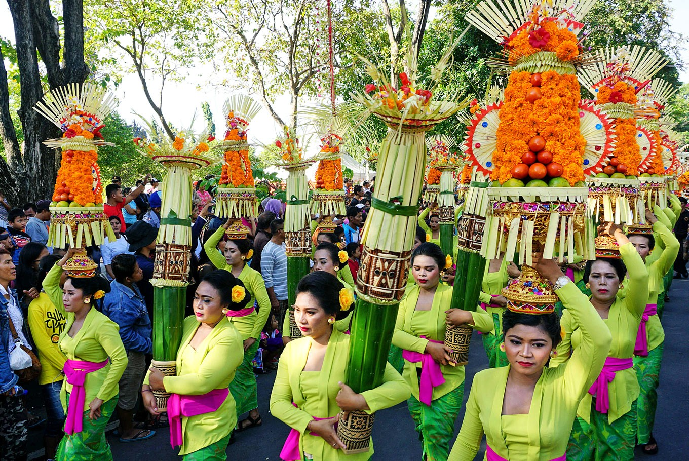 Bali Arts Festival: Ensures relevance of island's traditional arts