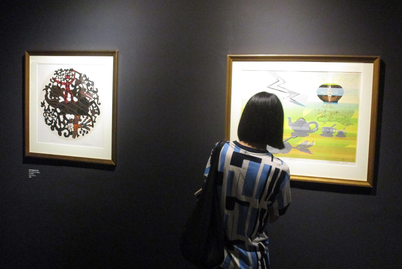 Highlighting Indonesian culture by revisiting the past, glimpsing the future