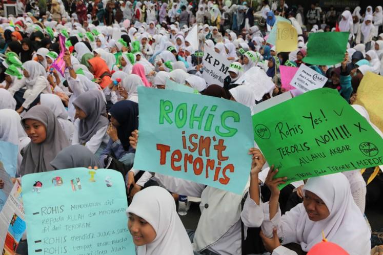 Schools fertile ground for intolerance