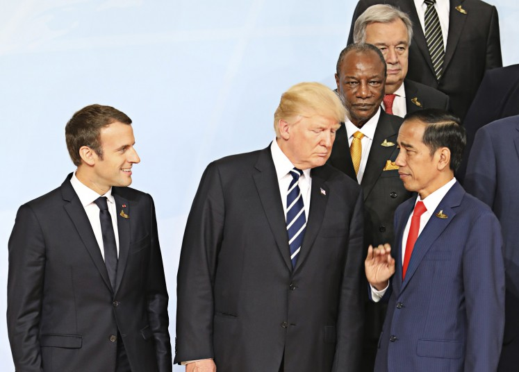 Jokowi gearing up to meet Trump in US next month