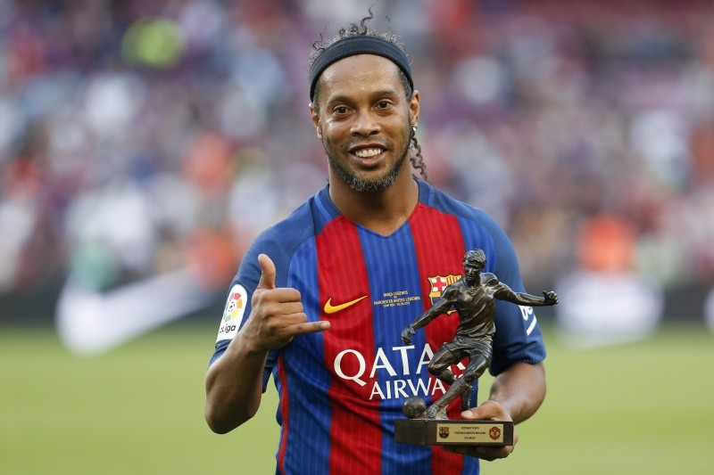 Ronaldinho and friends boost Pakistan soccer - World - The