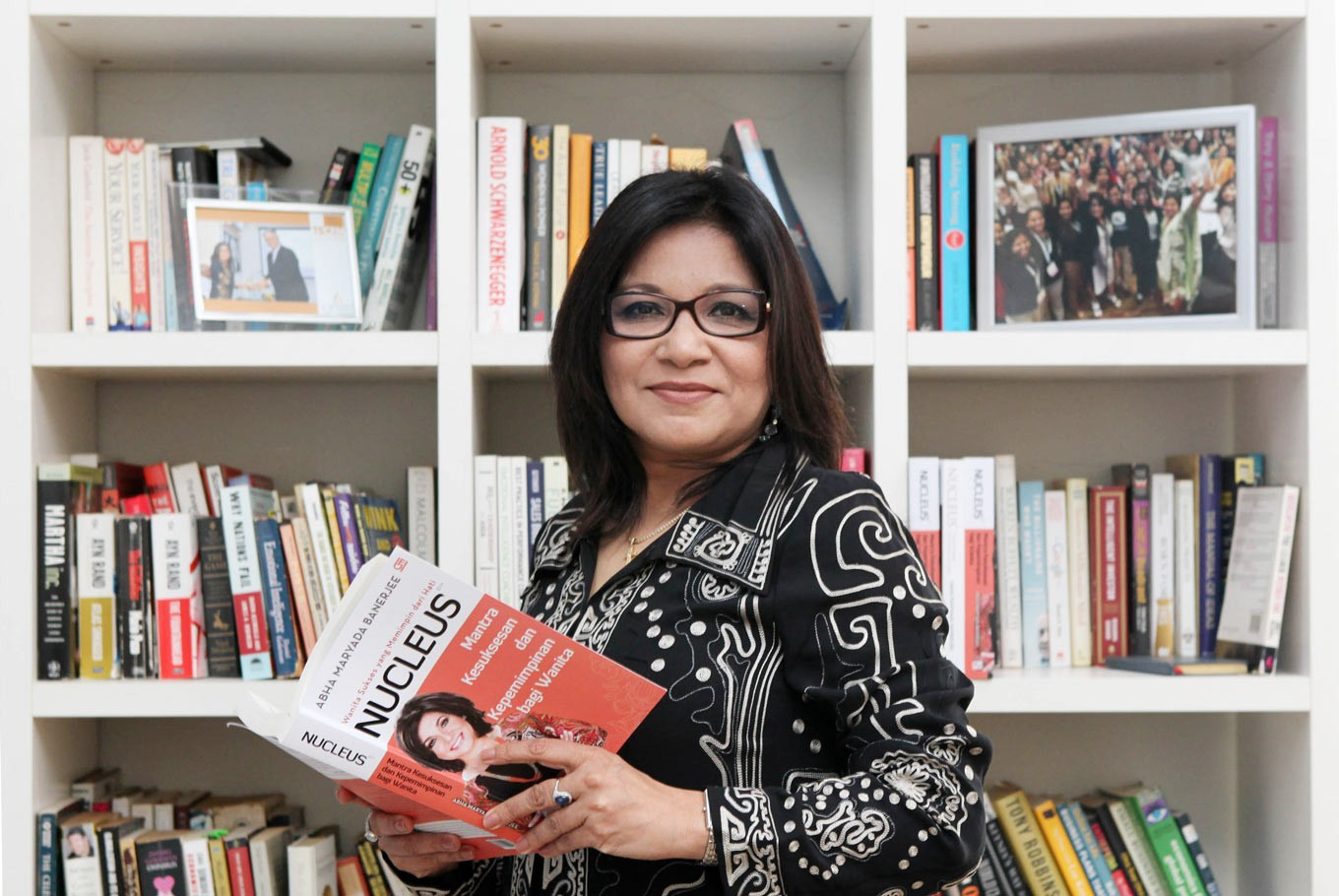 Abha Maryada Banerjee: Mental tools for women empowerment in workplace