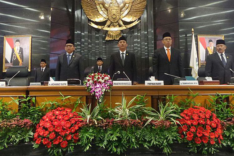 Jakarta councilors to discuss bylaw on allowance increase
