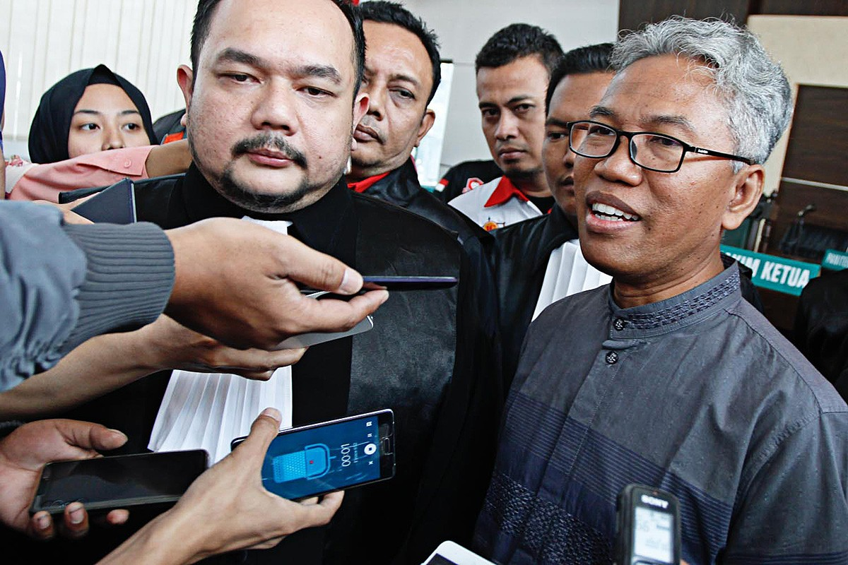 Buni Yani trial to continue as objection rejected