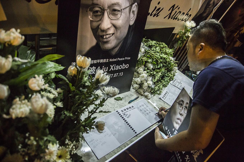 Beijing faces backlash after dissident Liu Xiaobo dies in custody