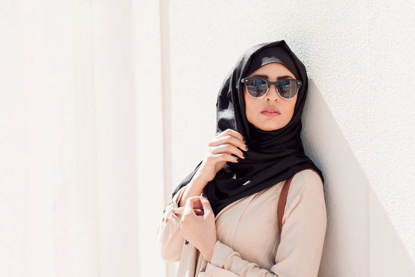 Global hijabista style, from the Afghan burqa to the cover of a