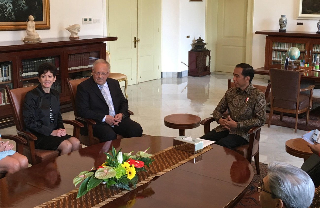 Indonesia, Switzerland discuss cooperation on vocational education