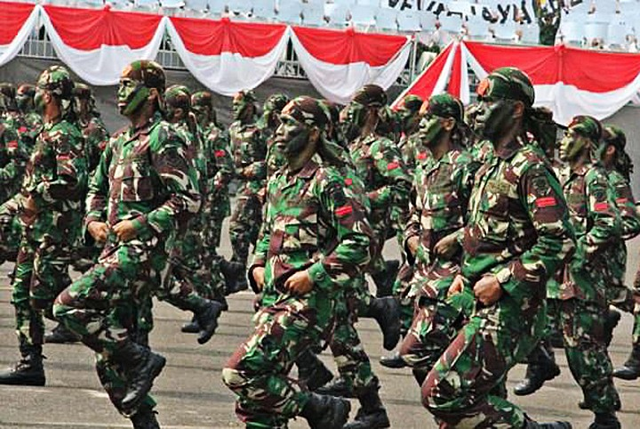 TNI will be involved in securing energy exploration, exploitation