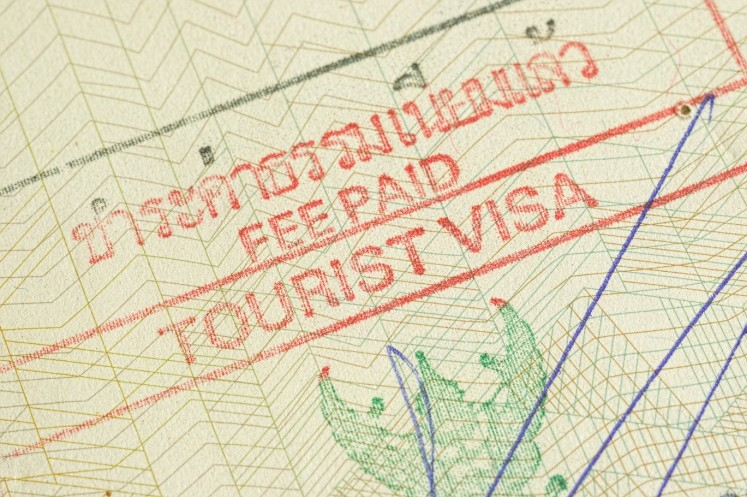 Some tourist visa holders being asked to show Bt20,000 in cash when entering Tha...