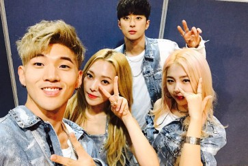 Confident and ambitious: Coed K-pop group K.A.R.D eyes rookie award