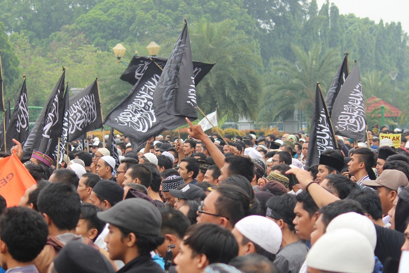How harmful is HTI to Indonesian pluralism?