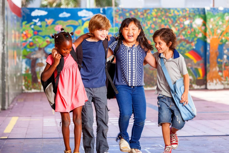 Adults key to children's interpretation of tolerance