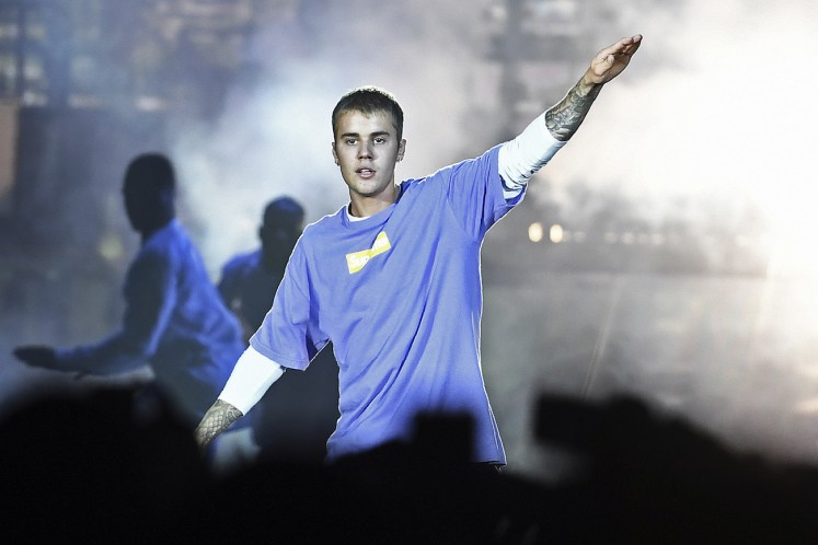 Justin Bieber abruptly ends tour