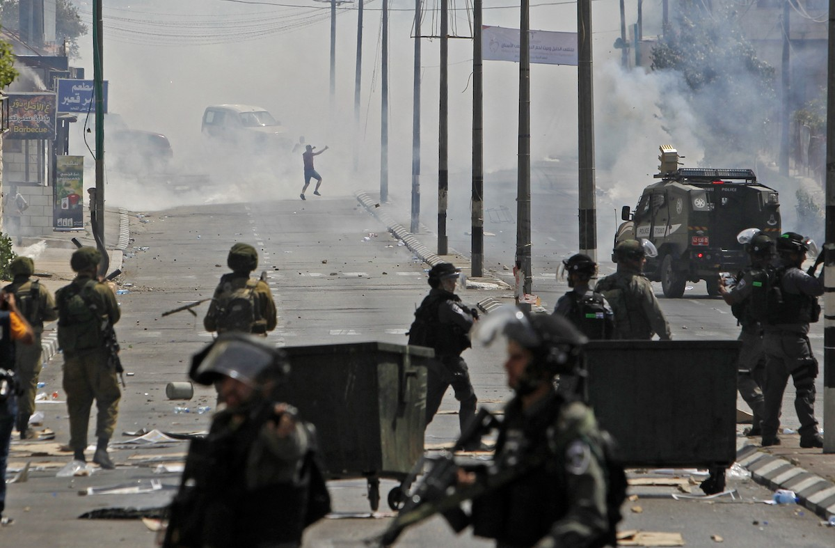 Indonesia condemns Israeli crackdown on holy mosque