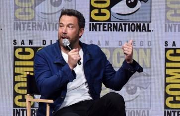 Ben Affleck denies being dropped as Batman