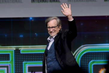 Steven Spielberg tapped for DC Comics movie 'Blackhawk'