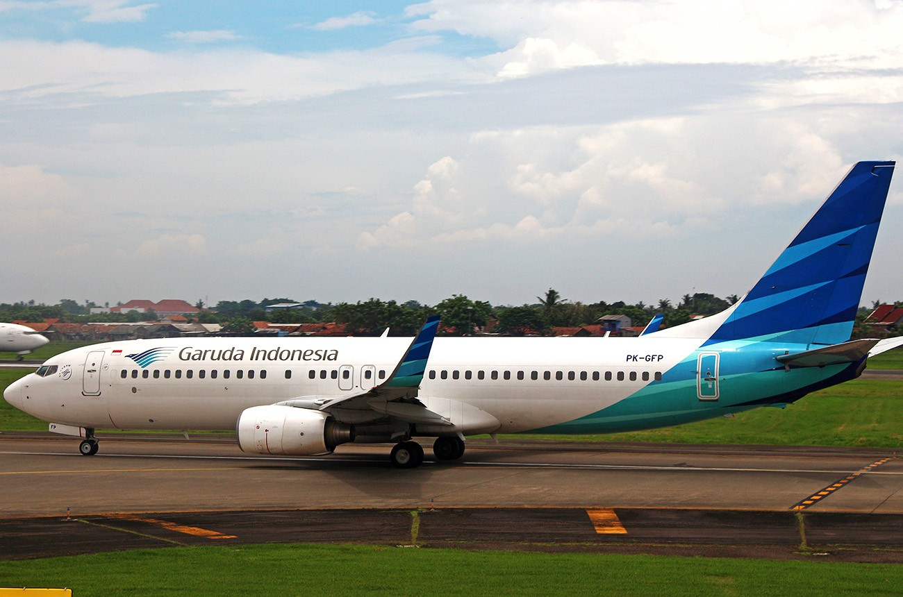 Dispute over Garuda report