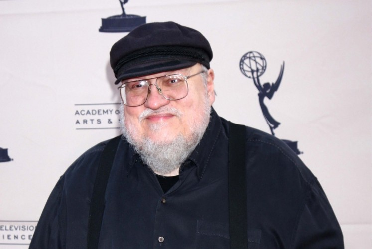 George R.R. Martin may publish 2 books in 2018—'who knows'
