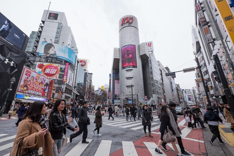 "Shibuya crossing to celebrate 1st ever ""Bon-Odori"" dance festival"