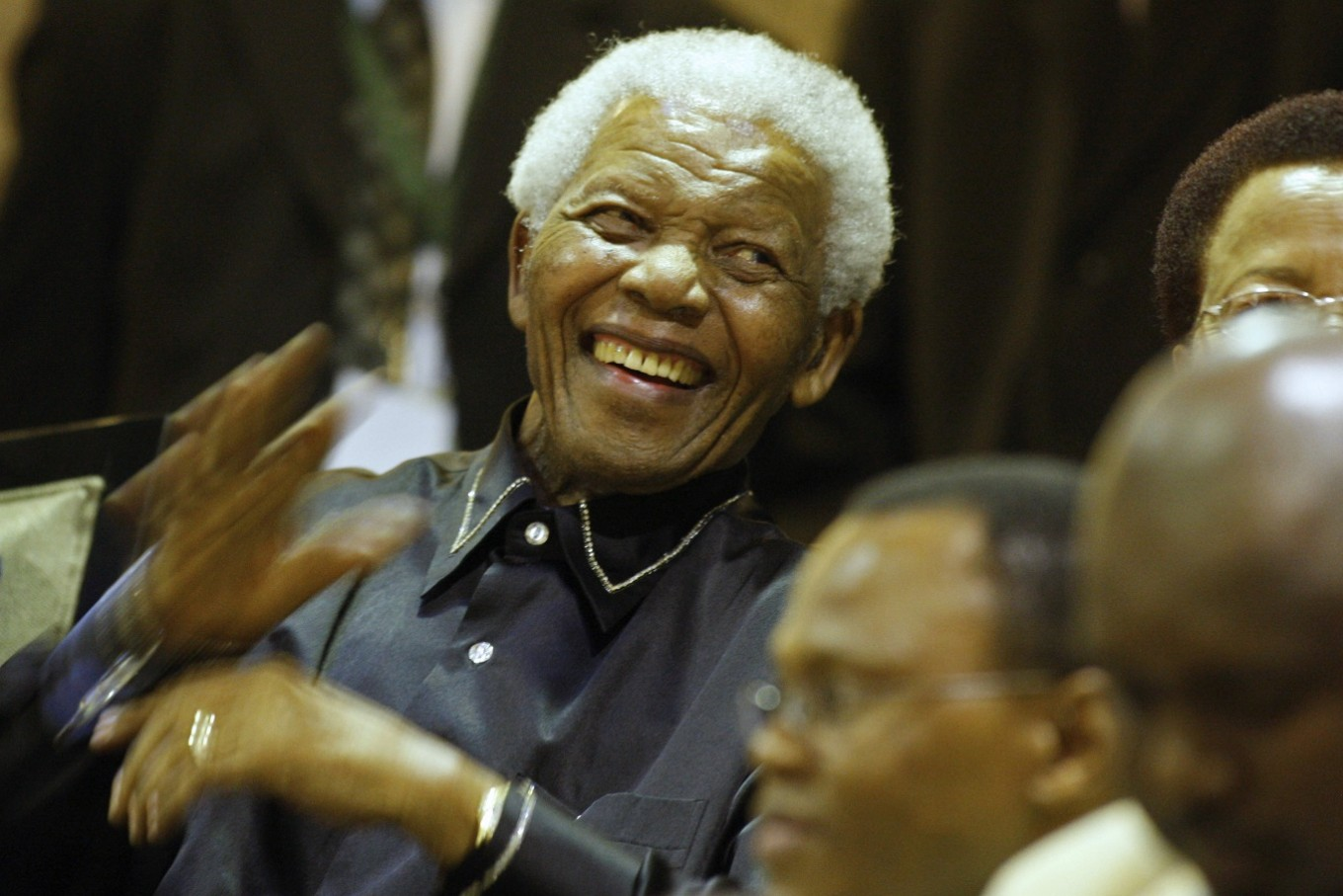 Sequel launched to Mandela's 'Long Walk' autobiography