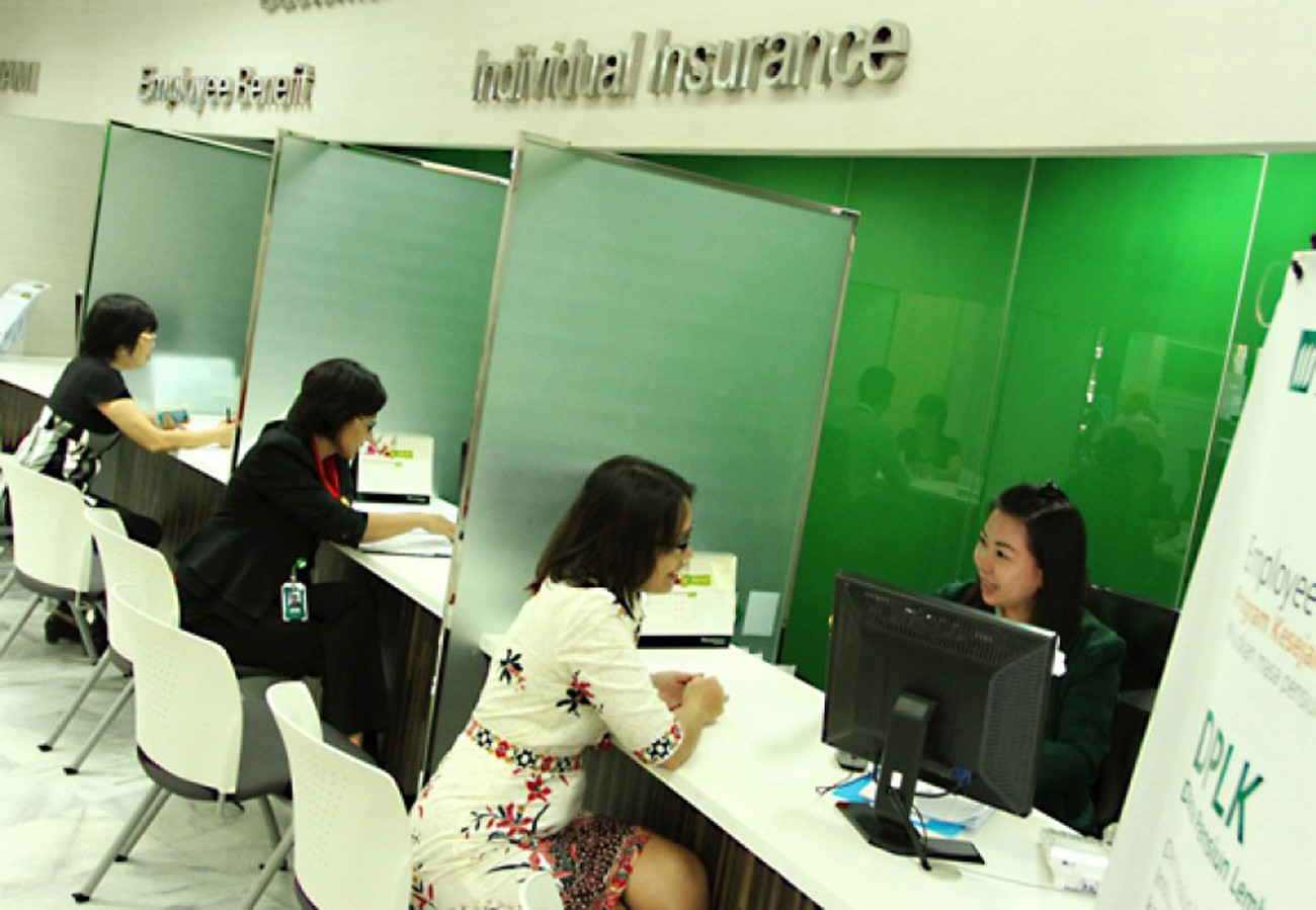Only 1.7% of Indonesians covered by insurance programs