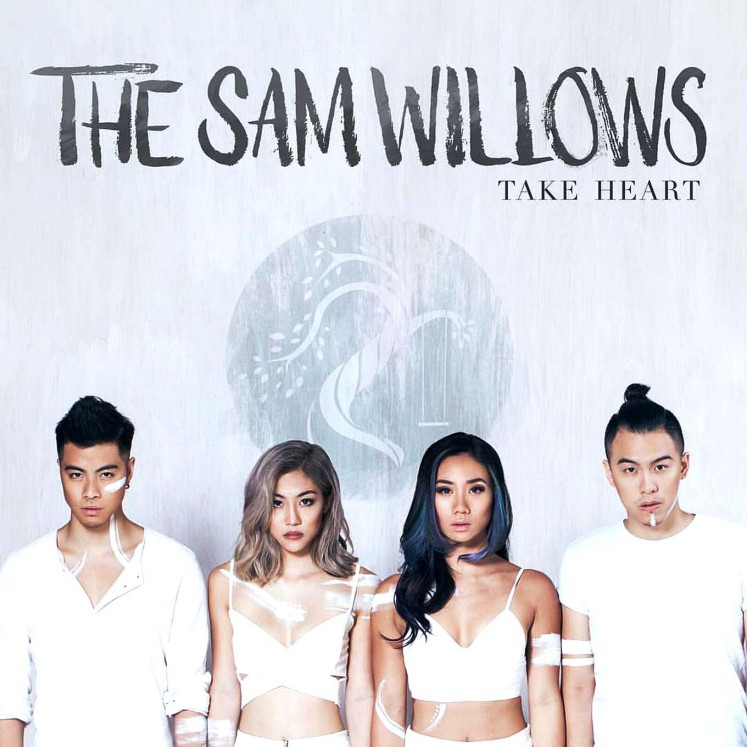 'Take Heart' by The Sam Willows