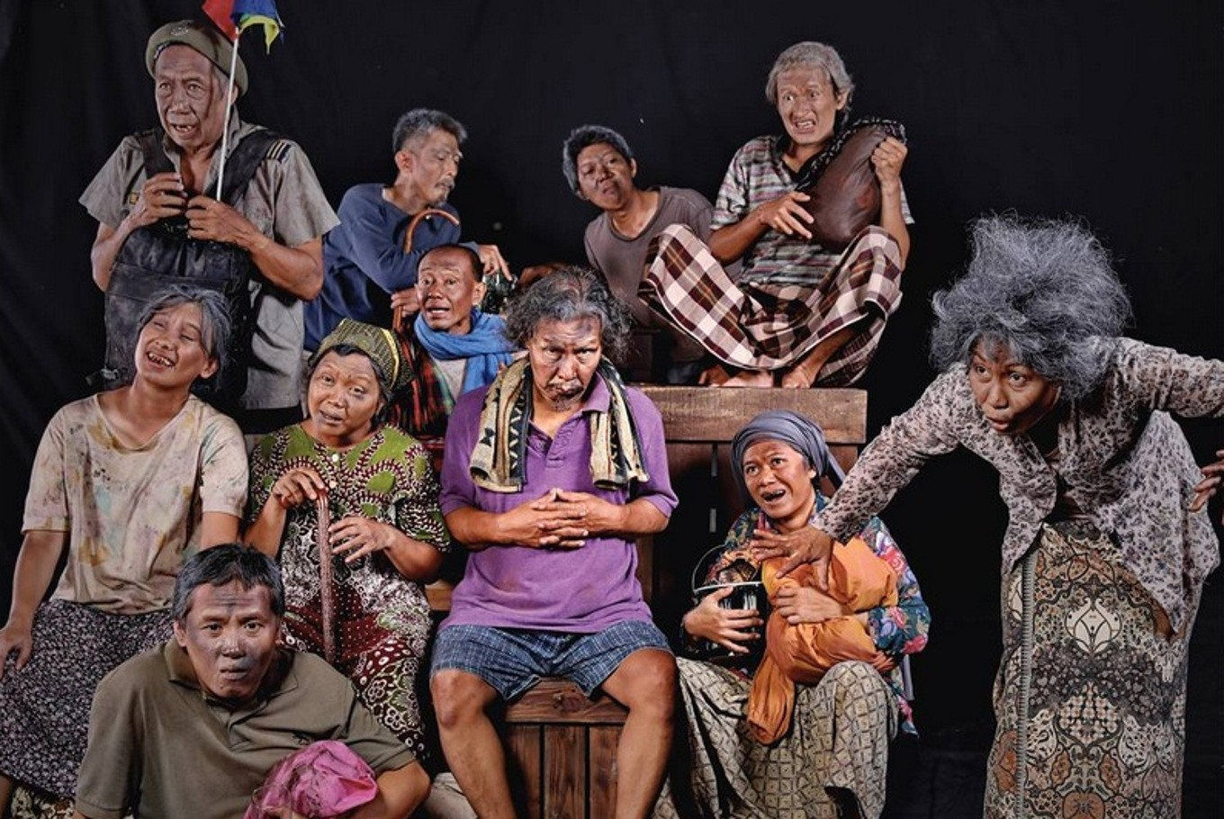 Teater Koma presents new story 'Warisan' in August