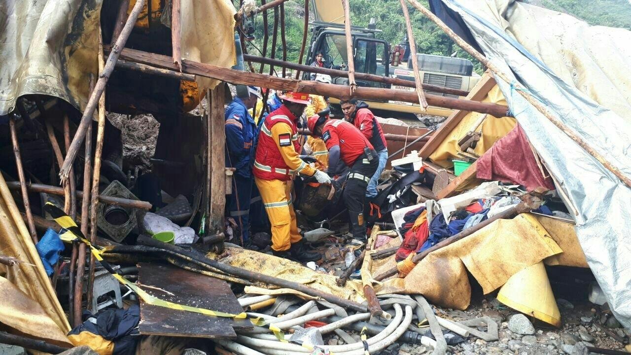 2 miners killed in landslide in Tembagapura