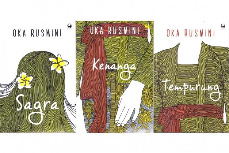 Sagra ( 2001 ), Kenanga ( 2003 ) and Tempurung (Shell, 2010) by Oka Rusmini