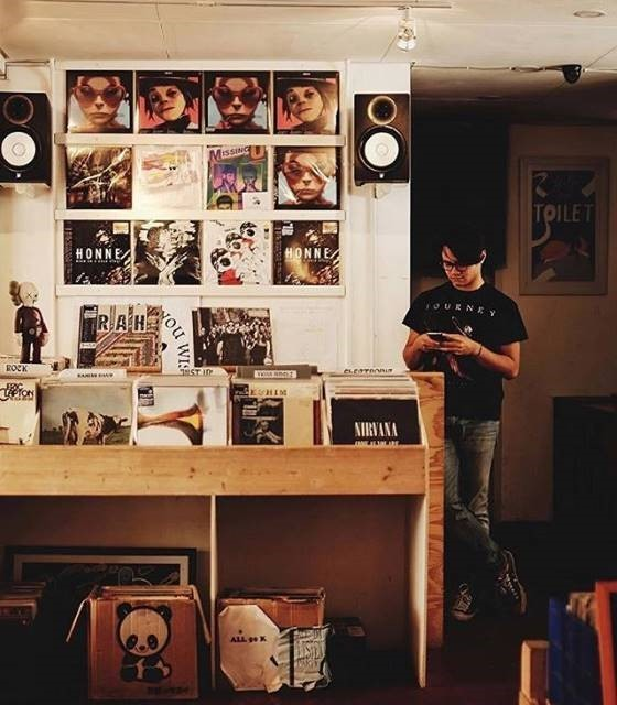 Top five record stores in your neck of the woods - Entertainment