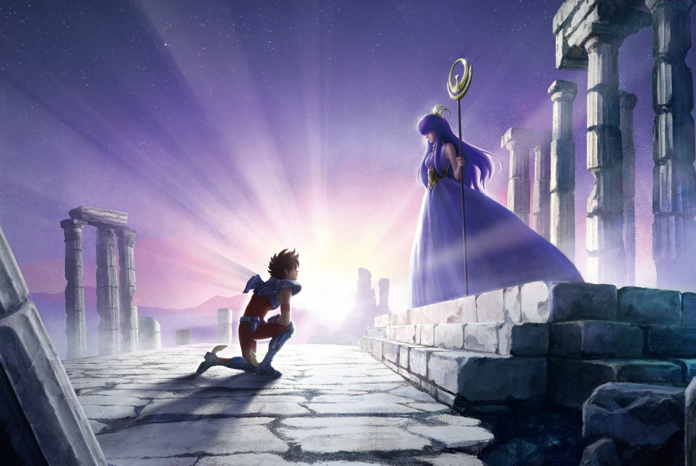 Legendary anime 'Saint Seiya' remake coming soon on Netflix